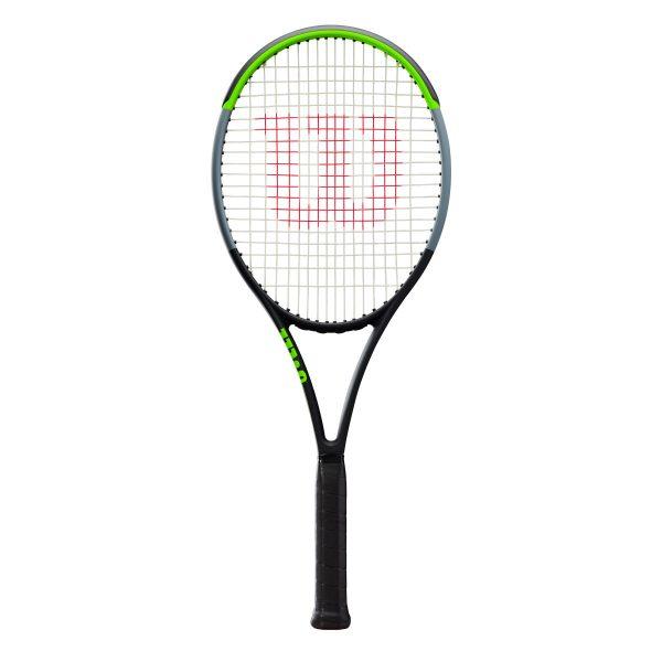 【※予約※8月23日発売予定】ウィルソン テニスラケット ブレイド 100L V7.0 (WR014011S)