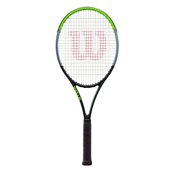 【※予約※8月23日発売予定】ウィルソン テニスラケット ブレイド 104 SW CV V7.0 (WR014211S)