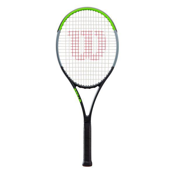【※予約※8月23日発売予定】ウィルソン テニスラケット ブレイド 104 V7.0 (WR013911S)