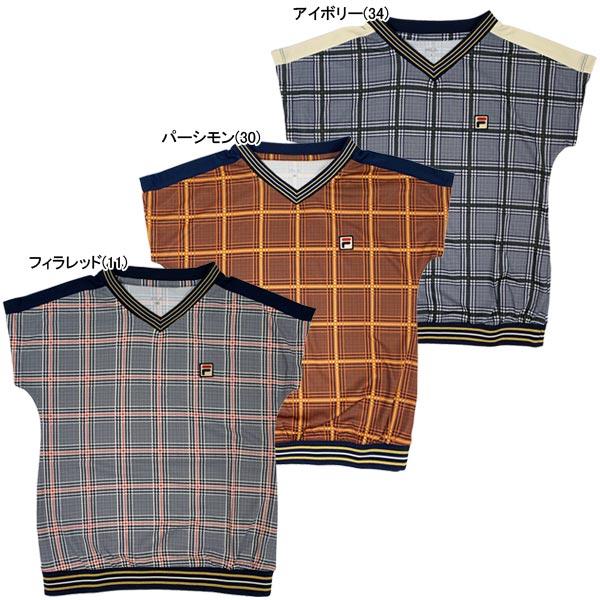 フィラ レディース テニスウェア ゲームシャツ (VL2010)