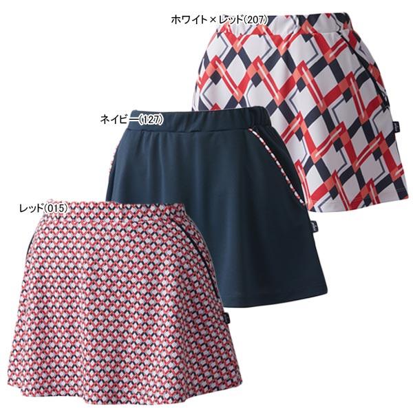 プリンス レディース テニスウェア スカート (WL9342)
