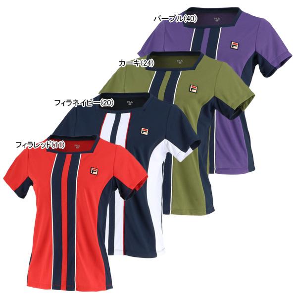 フィラ レディース テニスウェア ゲームシャツ (VL1994)