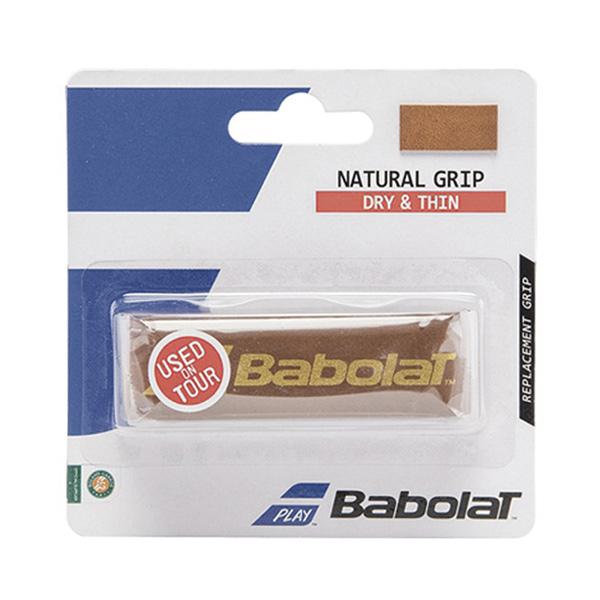 バボラ テニス リプレイスメント グリップテープ ナチュラルグリップ (BA670063・131)