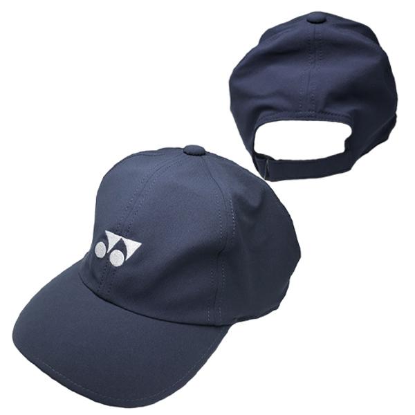 【SALE】ヨネックス ユニセックス テニス キャップ ネイビーブルー (40055・009)