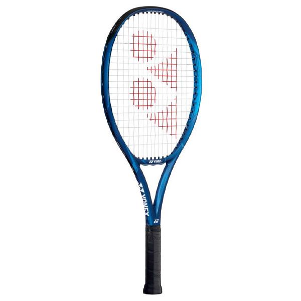 ヨネックス ジュニア テニスラケット Eゾーン 26 (ガット張上げ済) ディープブルー (06EZ26G・566)