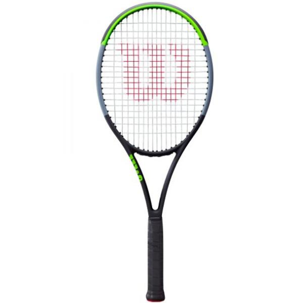 ウィルソン テニスラケット ブレイド 100 V7.0 (WR045511S)