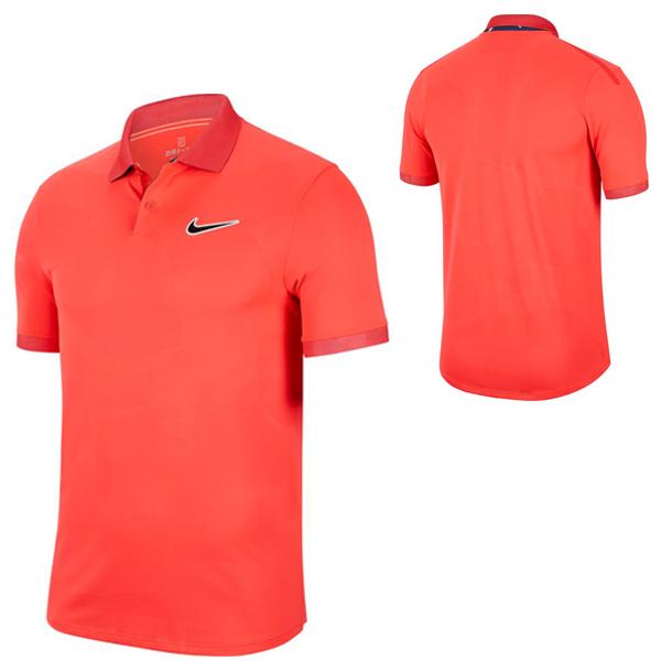 ナイキ メンズ テニス ウェア コート ブリーズ アドバンテージ MBNT ポロシャツ (BV0781・644)