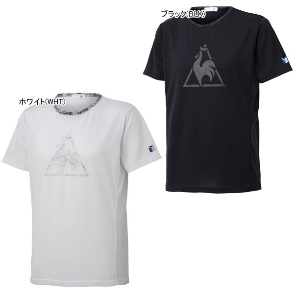 ルコック メンズ テニス ウェア ネオヘリテージ 半袖シャツ (QTMPJA09)