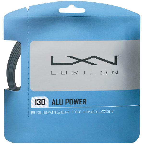 ルキシロン ガット アルパワー 1.30mm シルバー (WR8302201130)