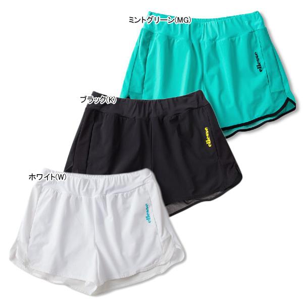 エレッセ レディース テニス ウェア ライトショーツ (EW20107)