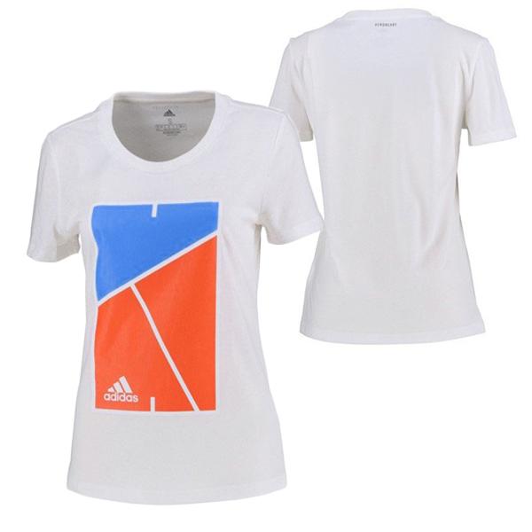 アディダス レディース テニス ウェア シャツ (GLR29)