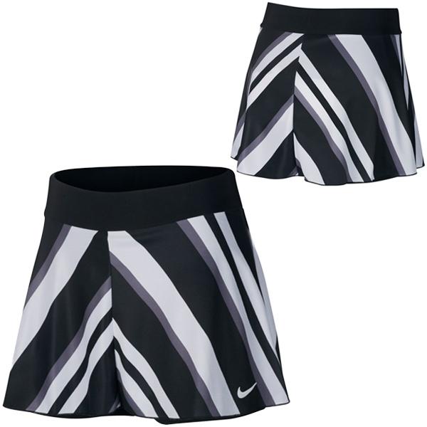 ナイキ レディース テニス ウェア コート Dri-FIT プリンテッド スカート (CI9383・010)