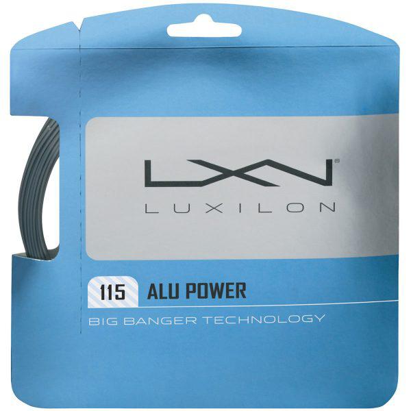 ルキシロン ガット アルパワー 1.15mm シルバー (WR8302001115)