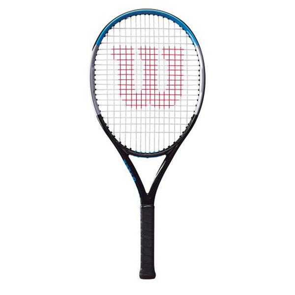 ウィルソン ジュニア テニス ラケット ULTRA 26 V3.0 (ガット張上げ済) (WR043510S)