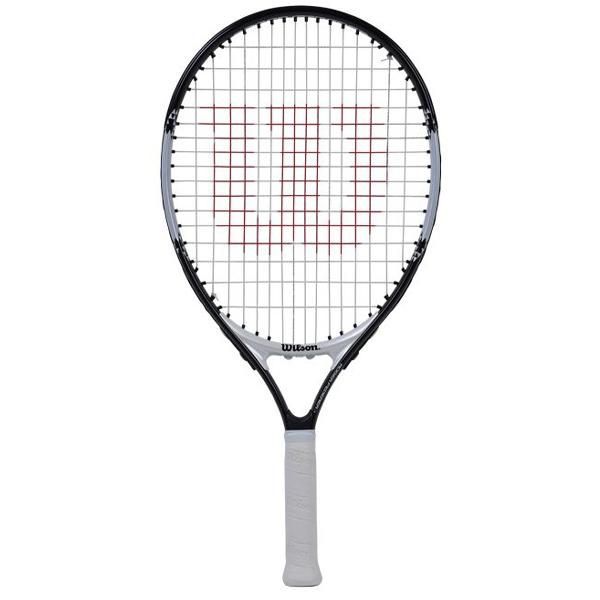 ウィルソン ジュニア テニス ラケット ROGER FEDERER 21 (ガット張上げ済) (WR028510H)