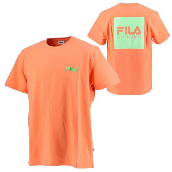 フィラ ユニセックス ウェア プリント Tシャツ BTS ジェイホープ(J-HOPE) 着用モデル (FM9357)
