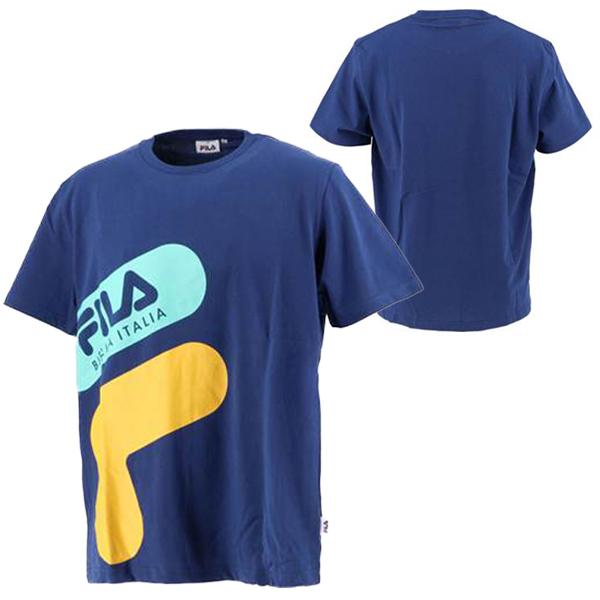 フィラ ユニセックス ウェア プリント Tシャツ BTS ジョングク(JUNG KOOK) 着用モデル (FM9357)