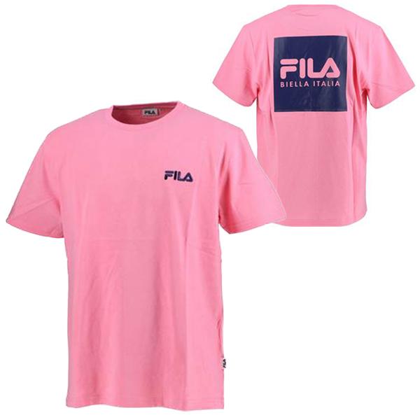 フィラ ユニセックス ウェア プリント Tシャツ BTS ジミン(JIMIN) 着用モデル (FM9357)