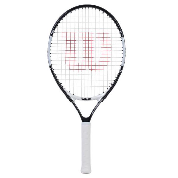 ウィルソン ジュニア テニス ラケット ROGER FEDERER 23 (ガット張上げ済) (WR028410H)