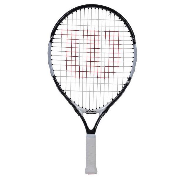ウィルソン ジュニア テニス ラケット ROGER FEDERER 19 (ガット張上げ済) (WR028610H)