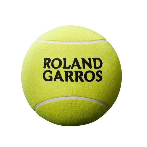 ウィルソン ローランギャロス ジャンボ ボール (WRT1419YD)