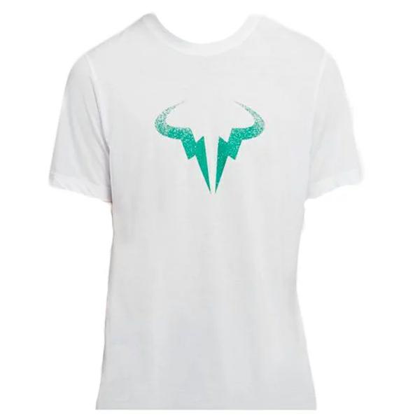 ナイキ メンズ テニス ウェア コート RAFA Tシャツ (CW1535・100)