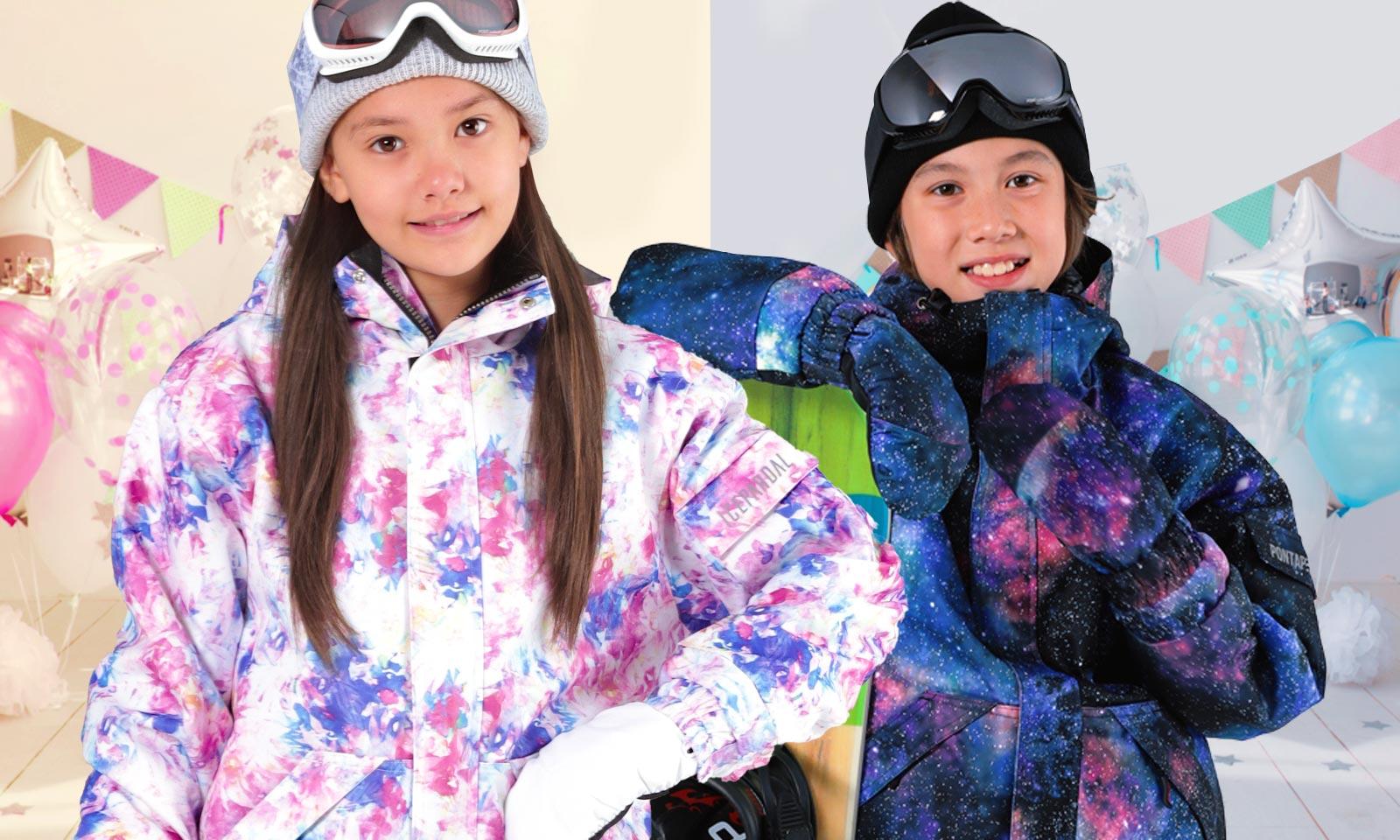 ジュニア スキーウェア