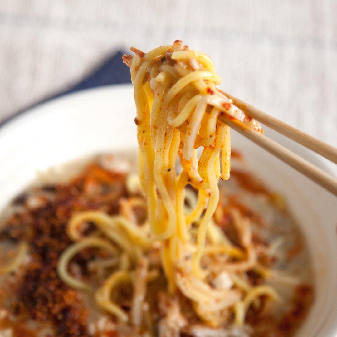 激辛サンラータン麺