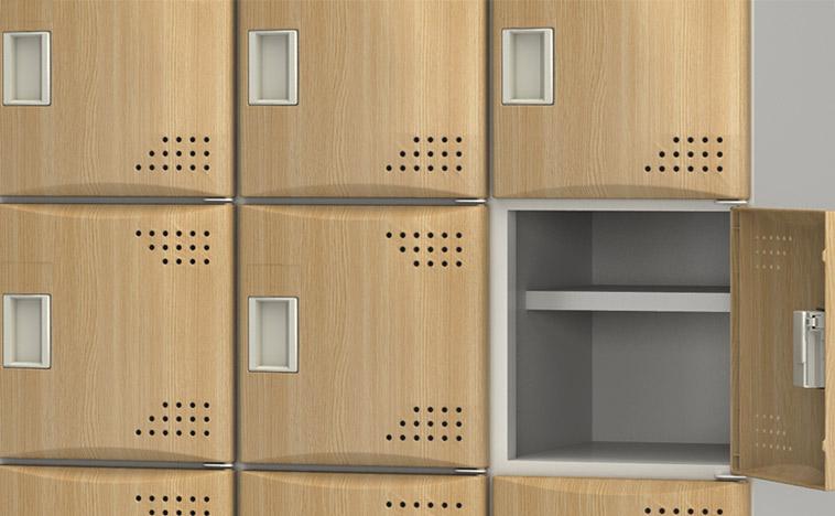 樹脂扉ならではのデザイン性3 ぬくもりのある木目柄の扉もラインナップ