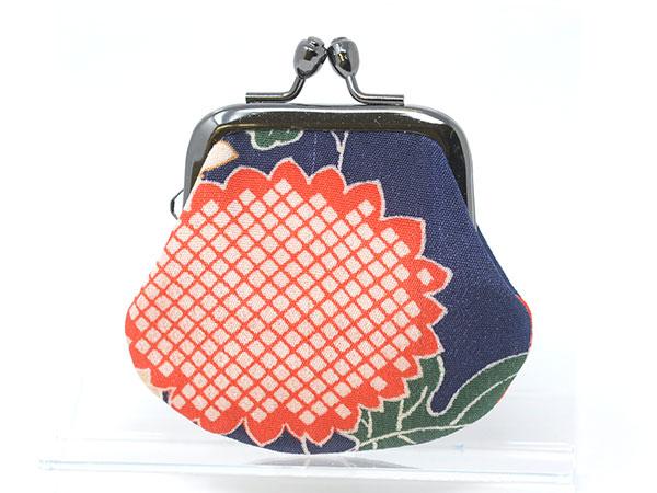 京都の古布のおとりよせ マメがまぐち