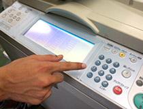 印刷機の状態確認