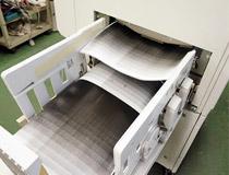 印刷機の印字状態確認