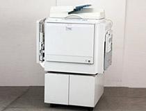 印刷機の最終チェック
