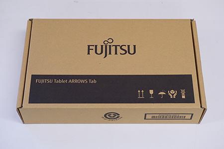 梱包に使用するダンボール例 FUJITSU外箱