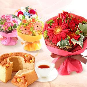 敬老の日  花束シフォン 全部