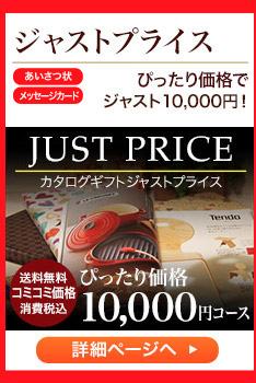 ジャストプライス コミコミ価格で ジャスト10,000円!