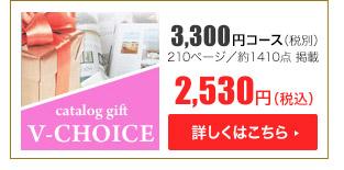 Vチョイス3300円コース