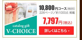 Vチョイス10800円コース