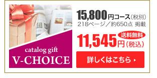 Vチョイス15800円コース
