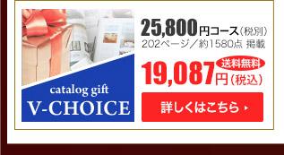 Vチョイス25800円コース