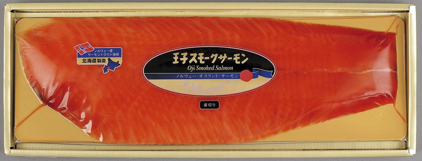 2012年モンドセレクション最高金賞受賞 アトランティックサーモン姿切