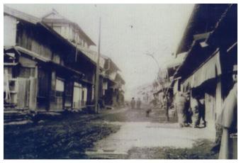 南陽軒の歴史写真