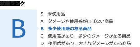 状態ランク:B