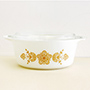 PYREX[パイレックス]BUTTERFLY GOLD CASSEROLE