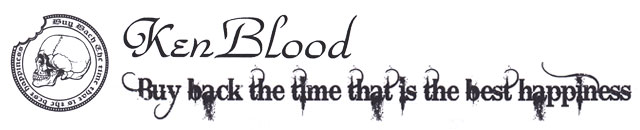 KENBLOOD/ケンブラッド New Collection「Buy back the time that is the best happiness -最高の幸福な時間を買い戻せ-」
