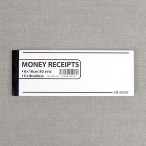 INFIEIGHT MONEY RECEIPT ��