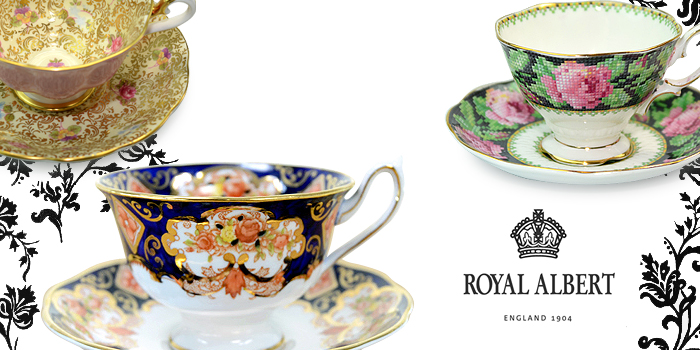 �����ꥹ��Royal Albert