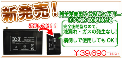 New sale BPC12-100