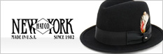 �ܾ���ʳ� NEW YORK HAT �˥塼�衼���ϥå�