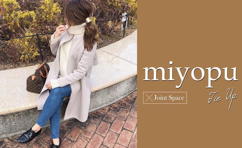 Joint Space×miyopu